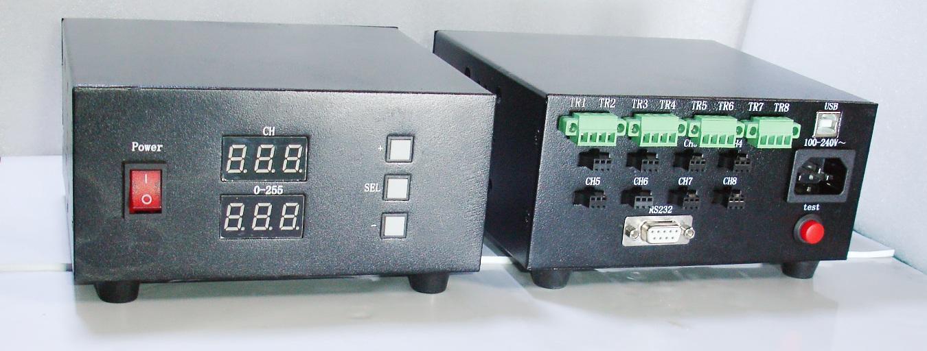 八路数字光源控制器